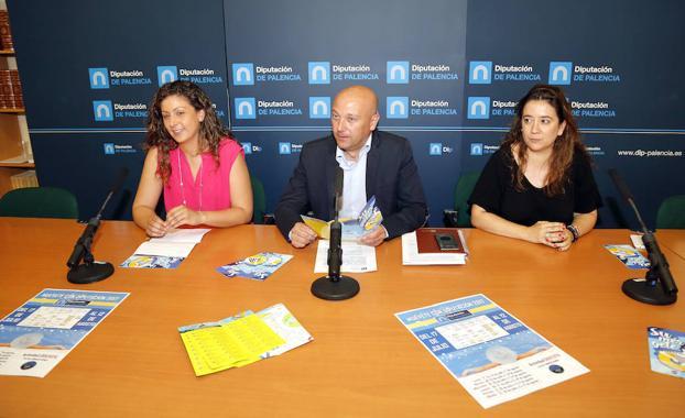 Palencia incluye 43 piscinas y dos zonas de ba o en la for Piscinas municipales palencia