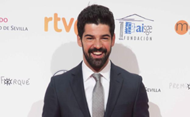 El actor Miguel Ángel Muñoz.
