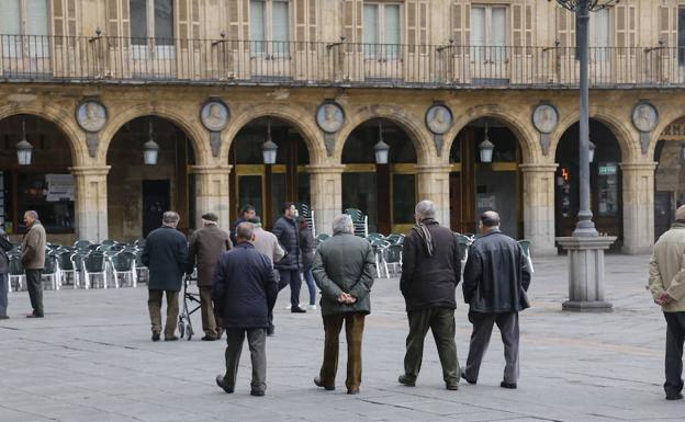 Castilla y le n la tercera comunidad m s envejecida de for Oficina empleo castilla y leon