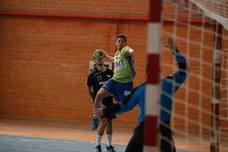 """Sebastián Ceballos, del MMT Zamora, """"vuela"""" en el primer amistoso de pretemporada"""