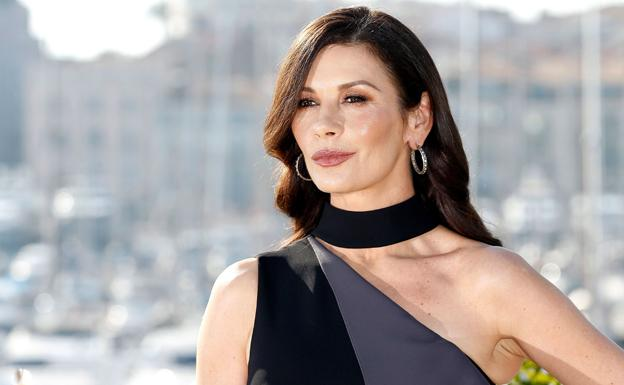 La actriz Catherine Zeta-Jones. /Efe