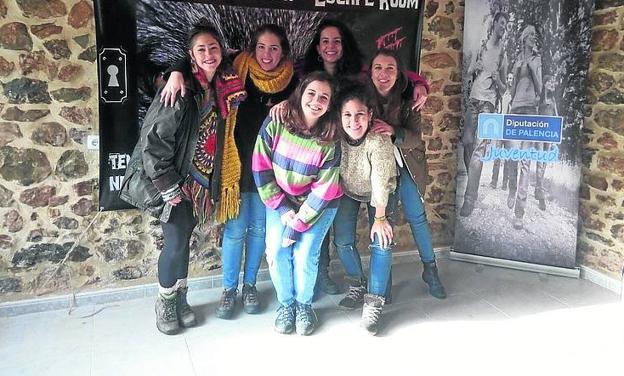 Diputacion De Palencia Scape Room