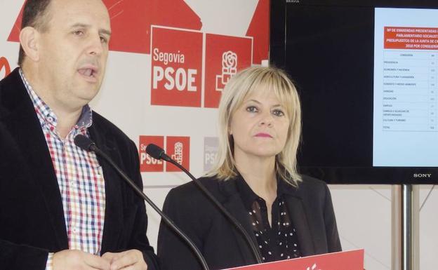 El PSOE reclama más profesionales sanitarios para el medio rural