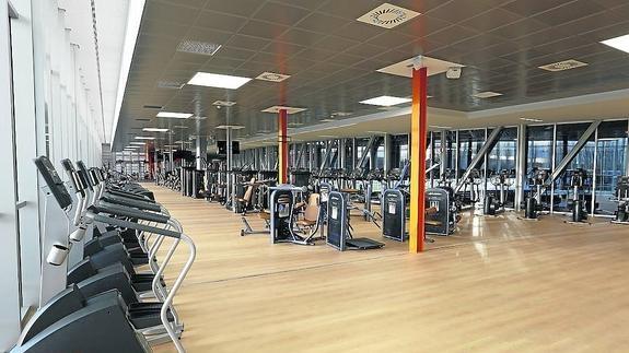 El consistorio olvida el gimnasio en la previsi n de for Gimnasio abierto