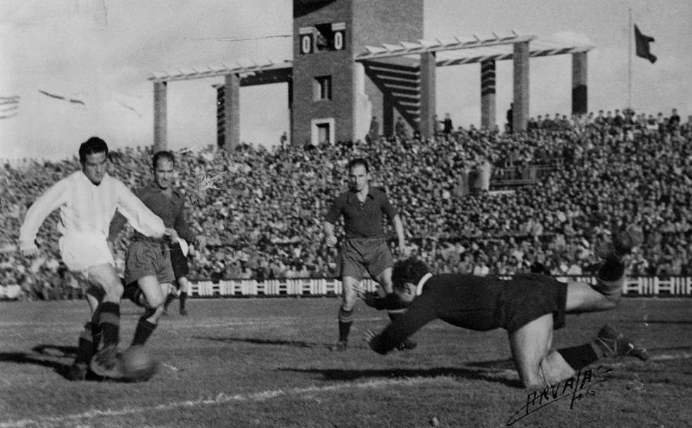 Así Ganó El Real Valladolid La Copa Federación De 1953 El Norte De Castilla