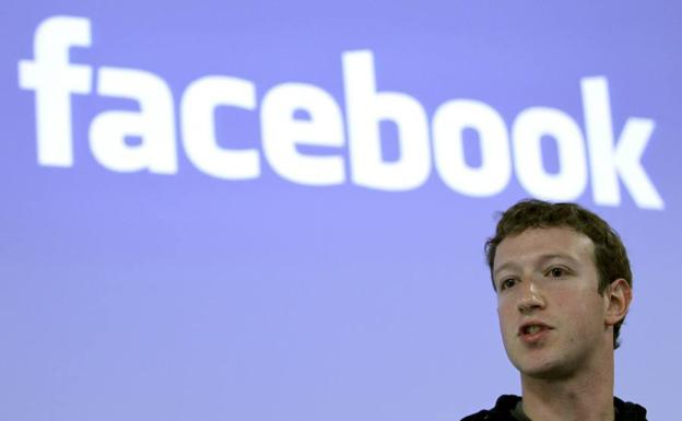 Mark Zuckerberg, fundador de Facebook./Reuters