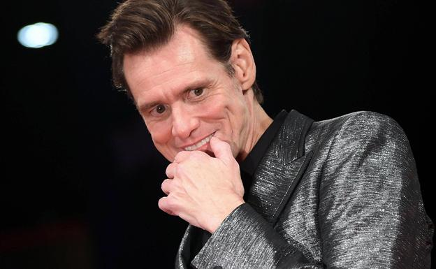 El actor Jim Carrey. /Efe