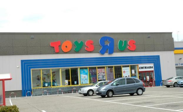 El Concurso De Acreedores De Toys R Us Hace Peligrar Su Tienda De Valladolid El Norte De Castilla