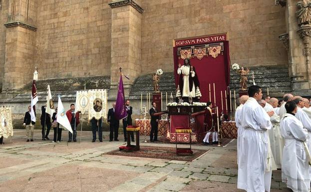 La Archicofradía del Rosario confía en poder salir con su ...