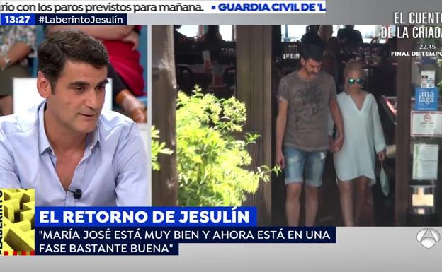 Jesulín De Ubrique Habla Del Estado De Salud De María José
