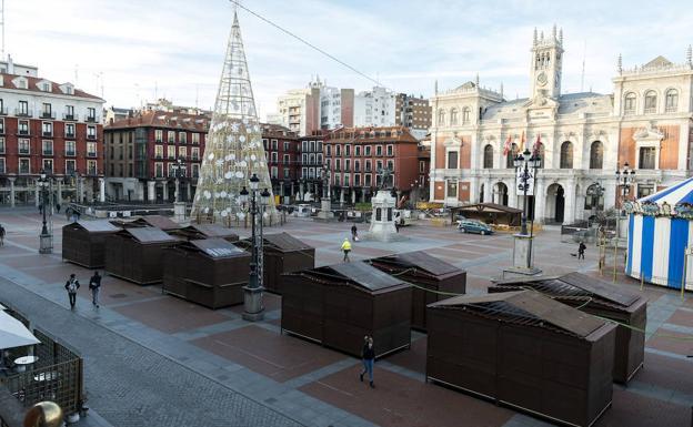 b38b2d7b7f3 La Plaza Mayor de Valladolid acoge desde este sábado el II Mercado ...