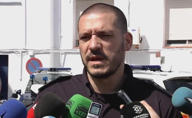 El comisario jefe de Salamanca facilita nuevos detalles sobre el crimen de Garrido