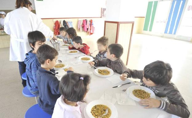 Sanidad inspecciona cada d a seis comedores escolares en castilla y le n para evitar - Comedores escolares castilla y leon ...