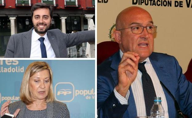 Casado tensa la lista municipal del pp de valladolid con for Aberturas del norte pilar direccion