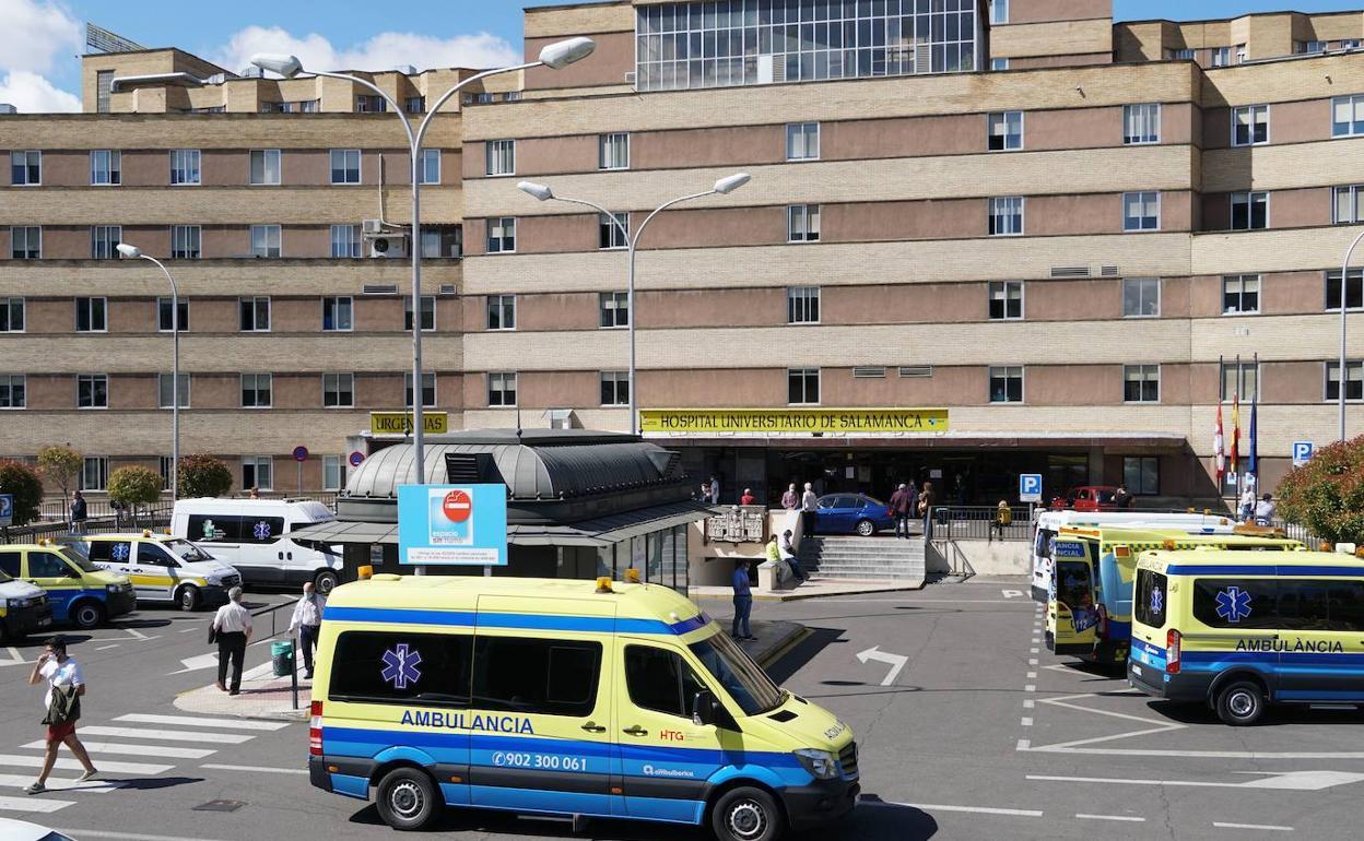 El Complejo Asistencial de Salamanca realiza 17 trasplantes de riñón en el primer trimestre del año | El Norte de Castilla