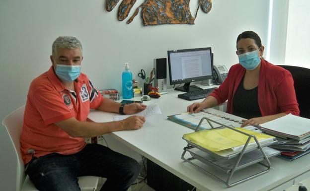 El Ayuntamiento de Santa Marta presenta el programa 'NoctuTormes'./Word