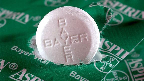 dosis de aspirina para el cáncer de próstata