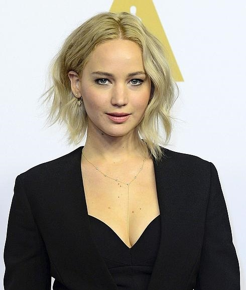 Jennifer Lawrence. /